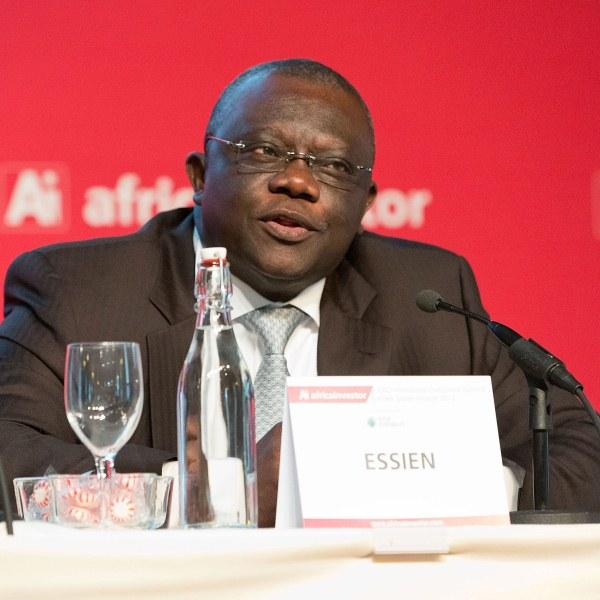 Albert Essien Group CEO Ecobank
